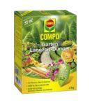 Rasen Langzeitdünger COMPO Garten Rasendünger für alle Gartenblumen