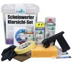 zum Angebot Scheinwerfer Aufbereitungs Set Colormatic 359248 Scheinwerfer Klarsicht-Set