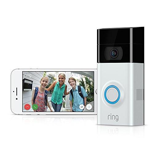 Video Türsprechanlage Ring Video Doorbell 2 - Video Türklingel 2 1080p