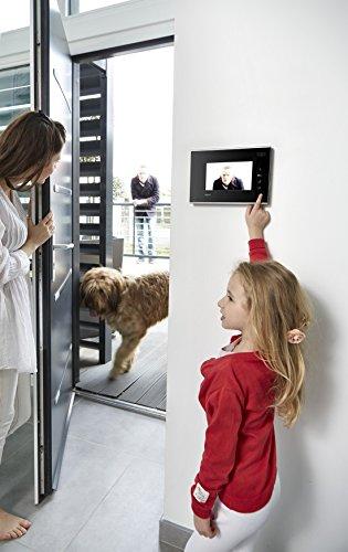Video Türsprechanlage Video-Türsprechanlage mit 2-Draht-Anschluss, 7 Zoll