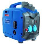 Stromerzeuger Scheppach Inverter-Stromerzeuger SG2000, Stromgenerator für Haushalt und Elektrowerkzeuge, Notstromaggregat bei Stromausfällen, 4 Takt-Benzin
