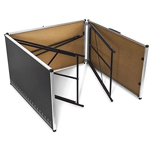 Tapeziertisch klappbar 298x60x78 cm Klapptisch apetentisch Mehrzwecktisch Flohmarkttisch