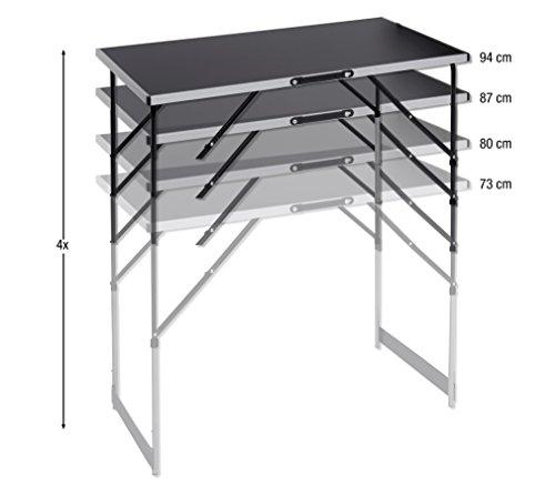 Tapeziertisch Meister Multifunktionstisch 3-teilig 30 kg Tragkraft je Tisch