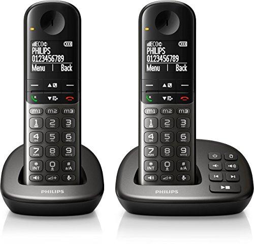 Schnurlose Telefone Duo Philips XL4952DS/38