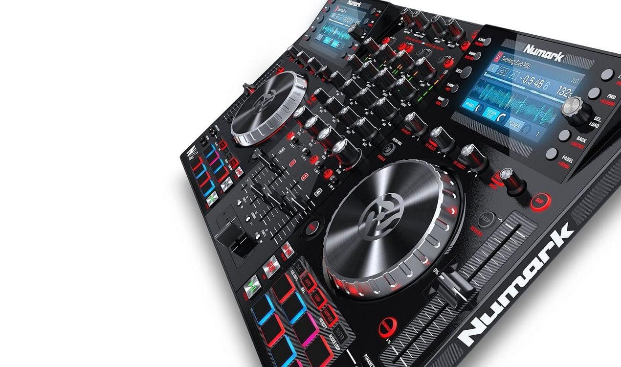 DJ styrenhet