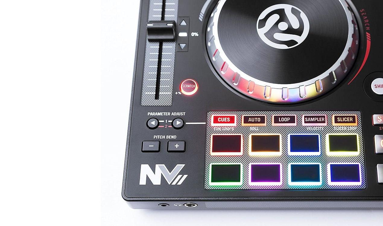 DJ Controller2-
