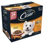 zum Angebot Hundefutter nass Cesar Hundefutter
