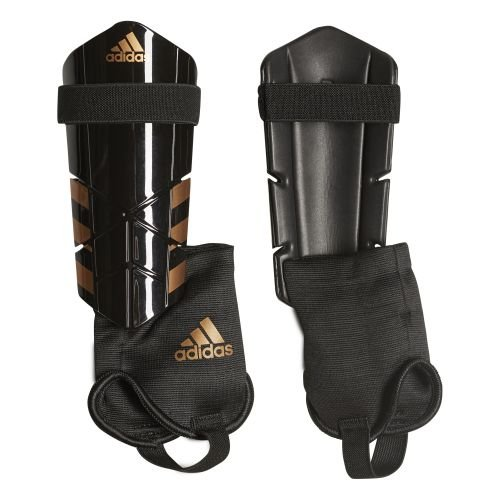 Shin Guards adidas Ghost Club Black / Copper Gold