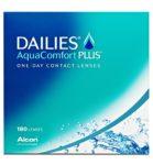 Dailies AquaComfort Plus -päivälinssit ovat pehmeitä
