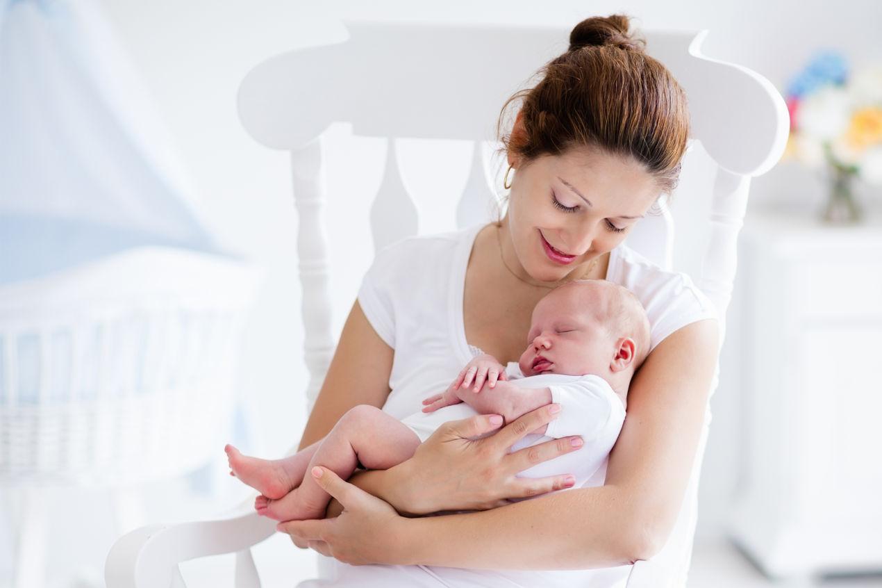 Baby-Schnuller-test