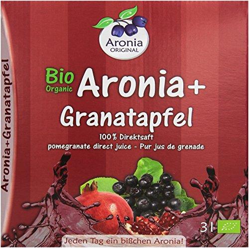 Granatapfelsaft Aronia Original Bio