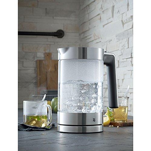 WMF Wasserkocher Lono , Glas 1,7 l, 3000 W, Schott Duran Glas
