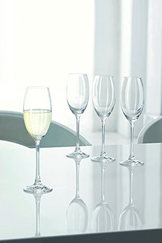 Champagnerglas Spiegelau & Nachtmann, 4-teiliges Champagnerkelch-Set