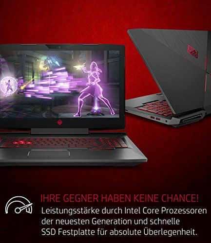 Notebook Gaming 2018 HP Omen 17