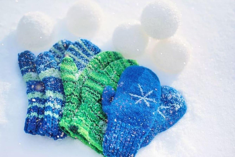 schneehandschuhe Kinder