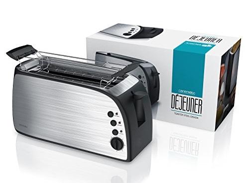 toaster 4 scheiben