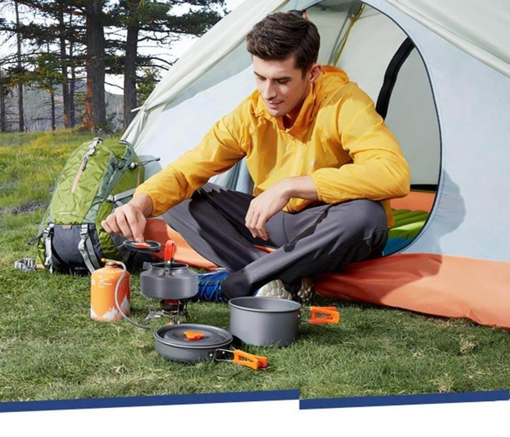 Camping-kochgeschirr-test