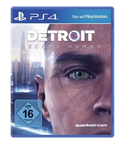 Ps4 Spiele Quartal 2 2018 Detroit: Become Human