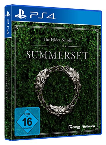 Ps4 Spiele Quartal 2 2018 - The Elder Scrolls Online: Summerset