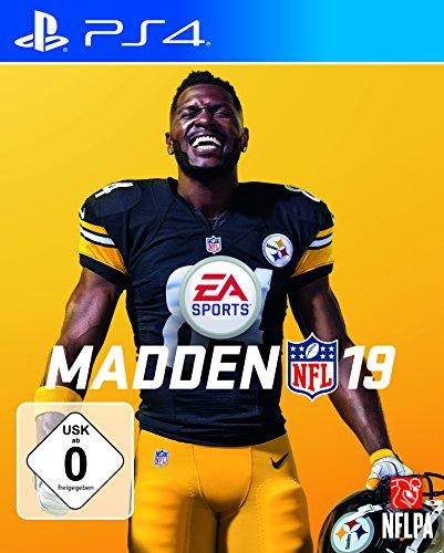 Ps4 Spiele Quartal 3 2018 - Madden NFL 19 - Standard Edition - [PlayStation 4]