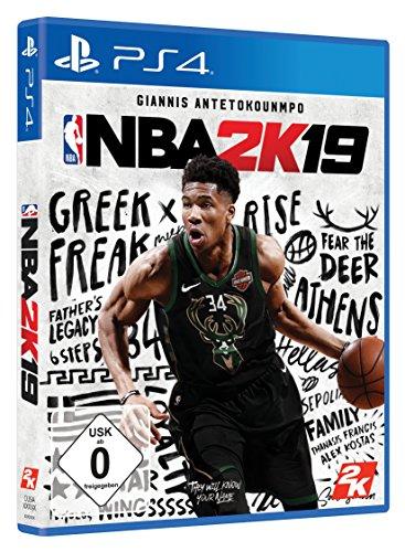 Ps4 Spiele Quartal 3 2018 - NBA 2K19 Standard Edition [PlayStation 4]