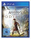 zum Angebot Ps4 Spiele Quartal 4 2018 – Assassin's Creed Odyssey – Standard Edition
