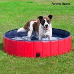 zum Angebot Hundepool Forever Speed Planschbecken Φ 160 x 30 cm