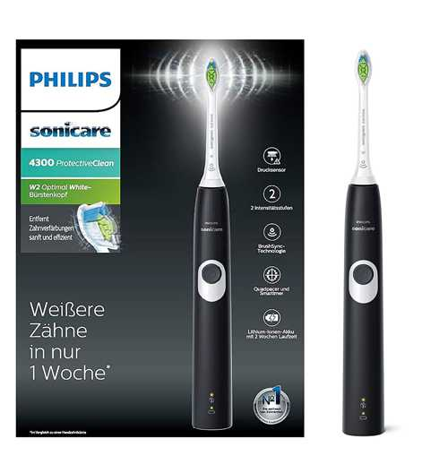 Philips elektrische Zahnbürste
