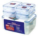 zum Angebot Tiefkühldosen Lock & Lock HPL836SB Set