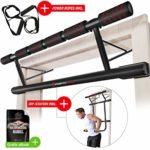 zum Angebot Klimmzugstange Sportstechinkl Dip Bar & Power Ropes