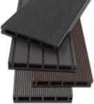 zum Angebot WPC Terrassendiele Home Deluxe – Menge: 12 m² Unterkonstruktion