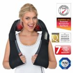 zum Angebot Nackenmassagegerät Donnerberg Schulter VIBRATION 4D Wärme TÜV
