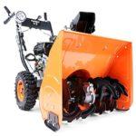 zum Angebot Schneefräse FUXTEC FX-SF1196 Schneeräumer 6,5 PS