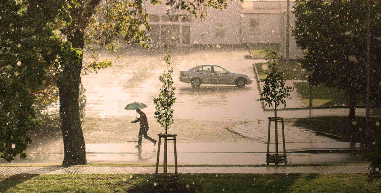 Regenmesser