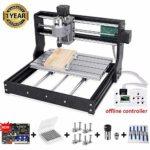 zum Angebot CNC Fräse TopDirect 3018, 300 * 180 * 45mm, 3 Achsen, Offline Controller
