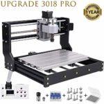 zum Angebot CNC Fräse TOPQSC 3018, laser engraving , 3 Achsen 300x180x45mm