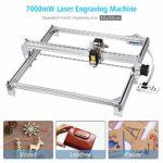 zum Angebot CNC Fräse TOPQSC Laserengraver, DIY, 2-Achsen , 65x50cm, 7000MW