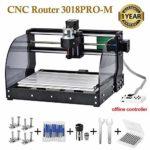 zum Angebot CNC Fräse Vogvigo 3018pro-M DIY Mini CNC, 300 * 180 * 45mm