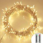 zum Angebot Lichterkette Außen Koopower mit Fernbedinung & Timer