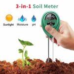 zum Angebot Bodentester Vistefly PH, Hygrometer, Licht- und pH-Säuretester, 3 in 1