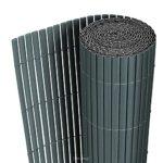 zum Angebot Schilfrohrmatte [neu.haus] PVC Sichtschutzmatte
