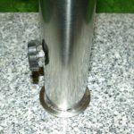 zum Angebot Schirmständer Dilego Sonnenschirmständer 25kg Granit