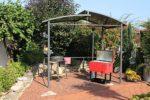 zum Angebot Grillpavillon Leco XXL L 275 x B 165 x H 233 cm