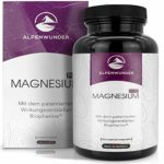 zum Angebot Magnesium Kapsel Alpenwunder 365 stück hochdosiert