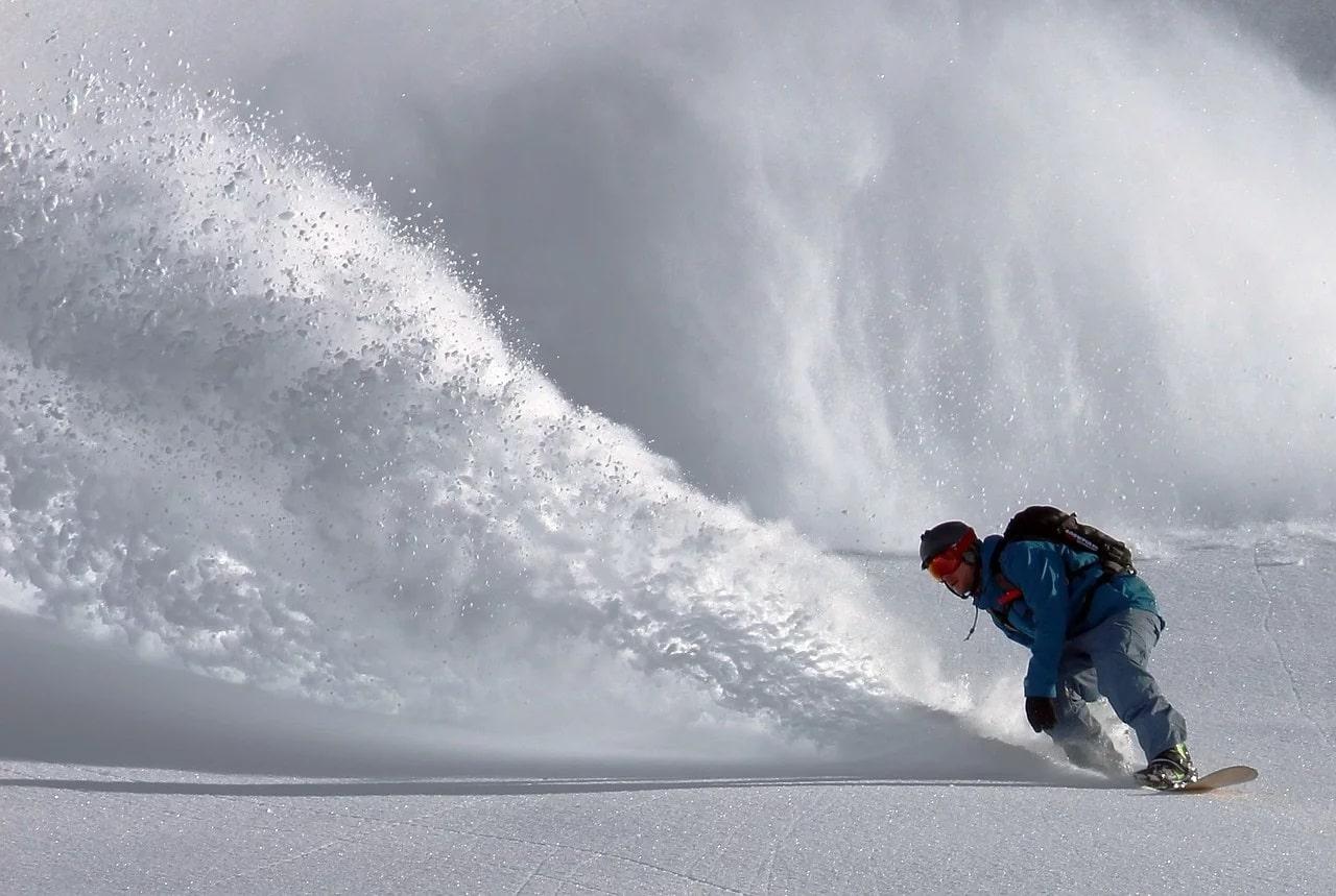 Snowboardbrille