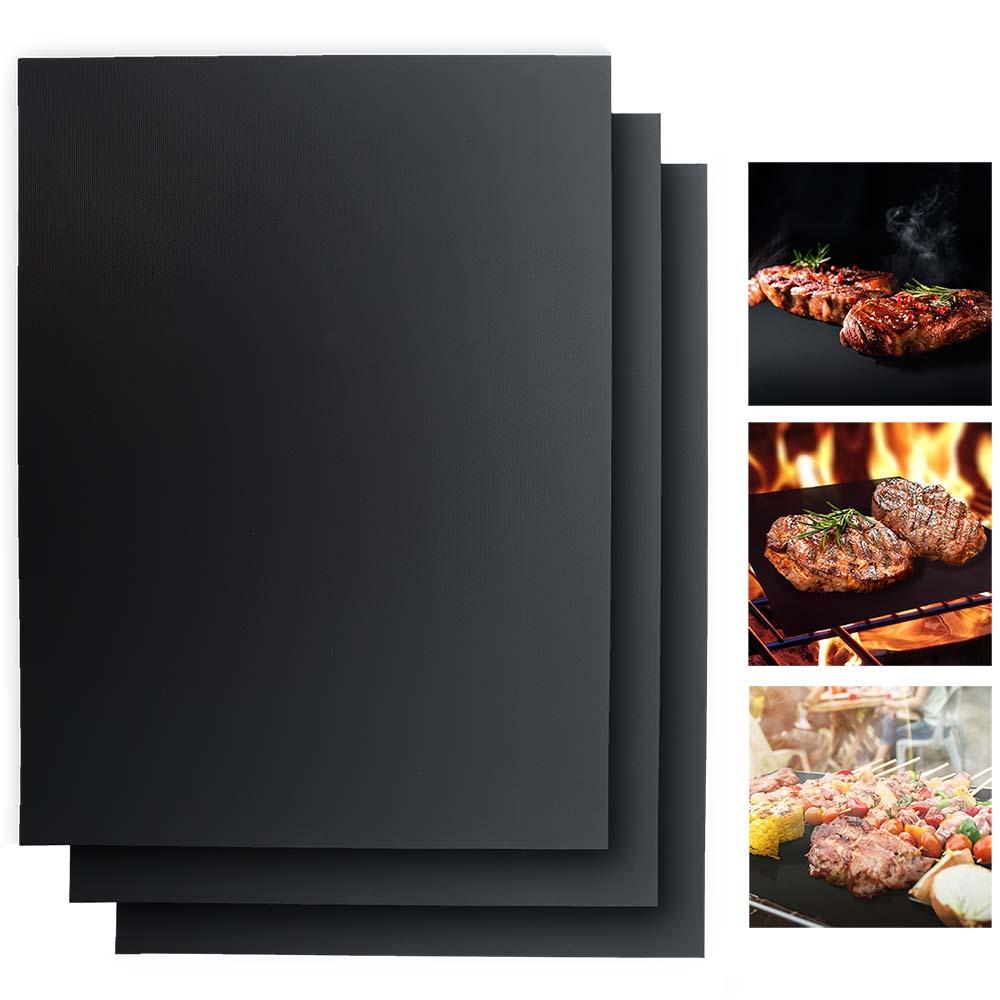 BBQ Grill Mat Barbecue Backen im Freien Antihaft-Pad O2C2