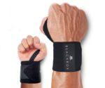"zum Angebot BLACKROX Handgelenkbandage Wrist Wraps ""Beast Killer"" 2x Handgelenkstütze Mann u. Frau Handgelenk Bandage für Sport, Fitness"