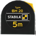 zum Angebot Bandmaß STABILA Taschenbandmaß BM 20, 5 m
