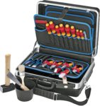 zum Angebot Elektriker Werkzeugkoffer Knipex 002105HLS – 24 Stück