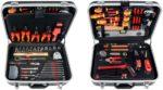 zum Angebot Elektriker Werkzeugkoffer Projahn 8683 – 128-tlg.